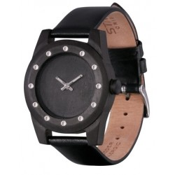 AA Wooden Watches W3 Black